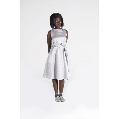 Morphe silver tea dress